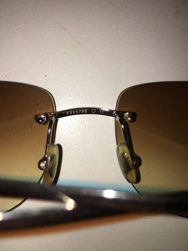 "Gafas de sol Cartier ""pantera colección"""