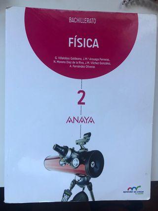 Libro segundo bachillerato FISICA