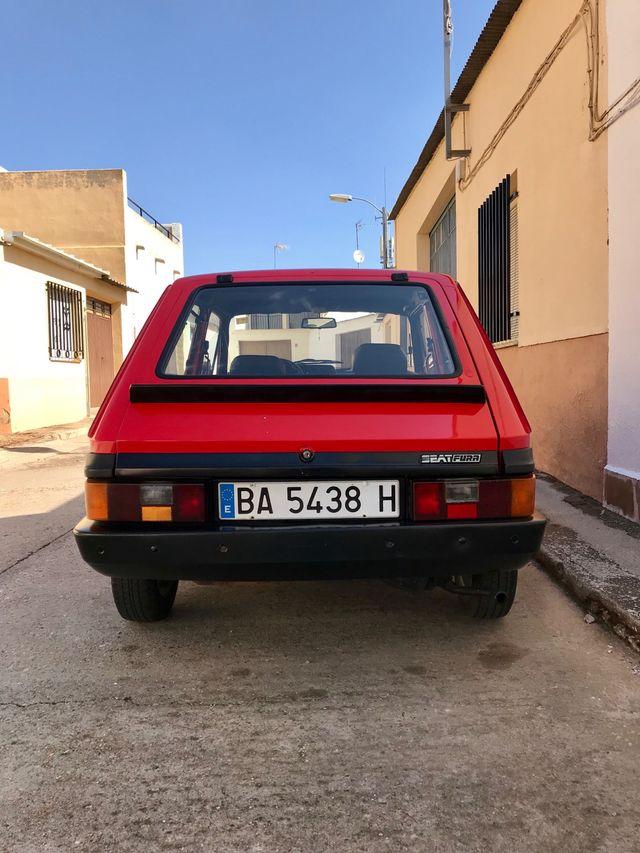 SEAT 127 Fura 1982