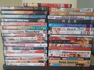 35 hardcore adult Dvd bundle