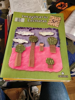 Imaginario Lecturas. Libro 5° Primaria