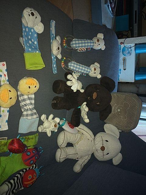 peluches Kiko Nico Imaginarium