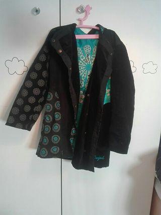 abrigo/chaqueta