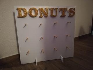 Expositor para donnut