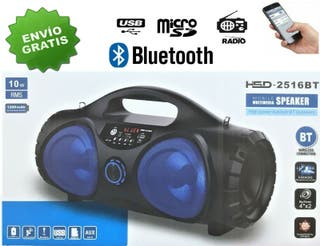 ALTAVOZ PORTATIL BLUETOOTH ALTAVOCES INALAMBRIXCO