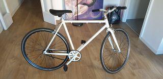 Preciosa bicicleta fixie vintage