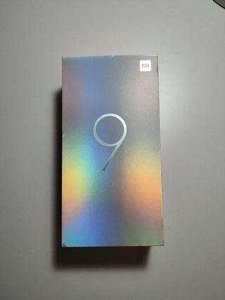 Caja Xiaomi Mi9