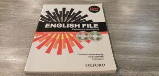 English file Elementary MultiPack B