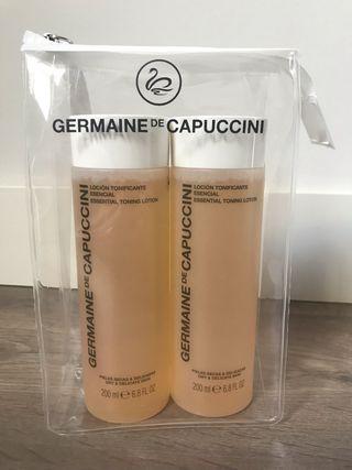 Tónico Germaine de Capuccini precintado