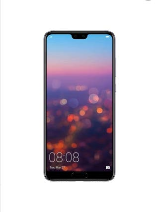 Huawei p20 pro 128g negro