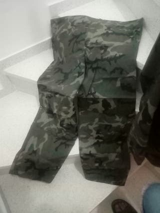 chaqueton militares