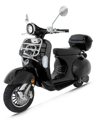 Moto electrica matrícula 3000w litio ciclomotor