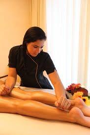 En Santiago,masajes