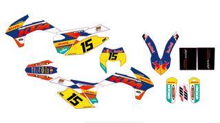 Kit de adhesivos KTM 2014-2016