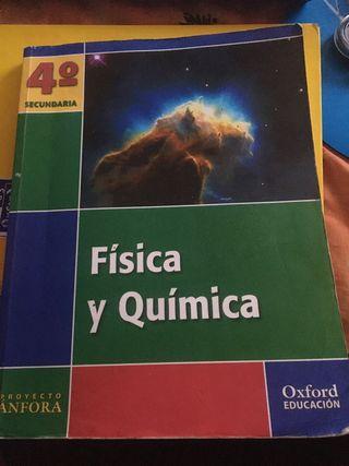 Libro Física y Química 4º secundaria