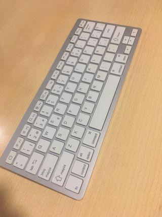 Teclado inalámbrico ipad