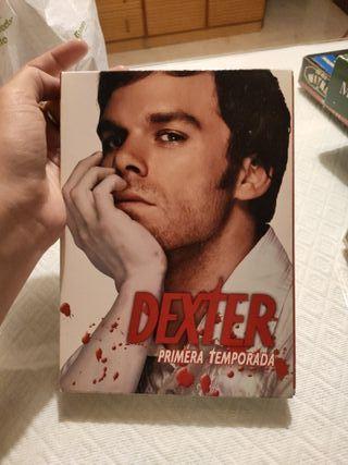 Dvd Dexter primera temporada