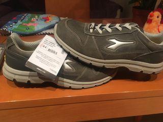 Zapato seguridad diadora