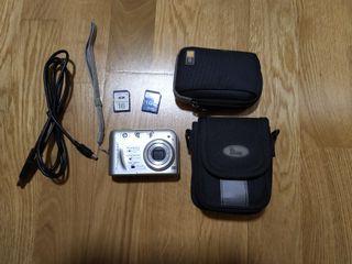 cámara fotos HP