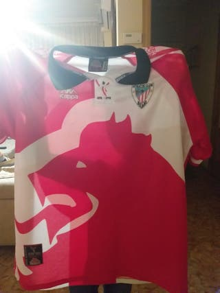 camiseta Athletic del Bilbao centenaria