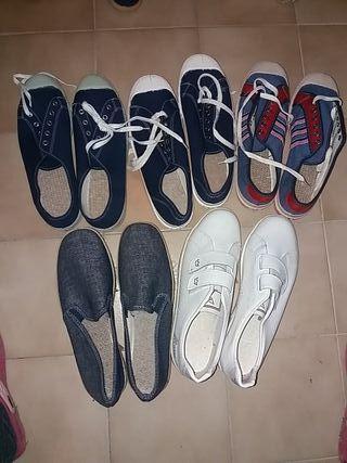 zapatillas nuevas Número 43