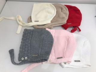 Pack capotas cóndor 44-46 cm