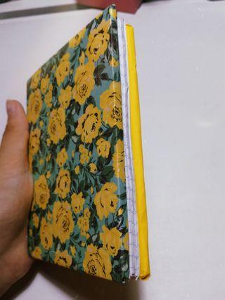 Libreta personalizada scrapbook