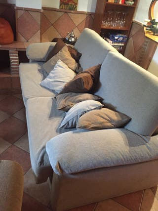 Sofás reclinables