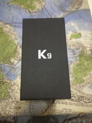LG K9 nuevo precintado