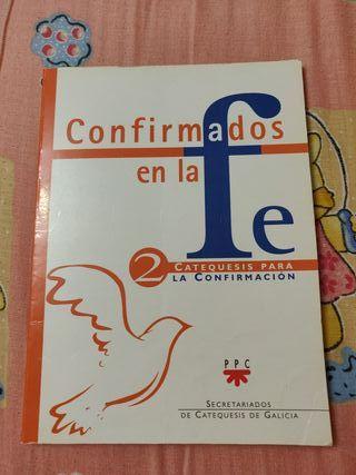 Libro catequesis Confirmados en la Fe