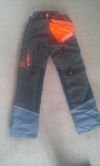pantalones anticorte