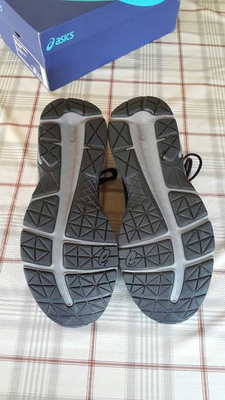 Zapatillas Asics Contend 4 Trail Running 42 NEW ! de segunda