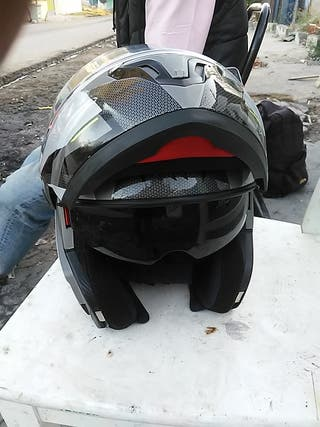 casco moto ATOM PINLOCK70