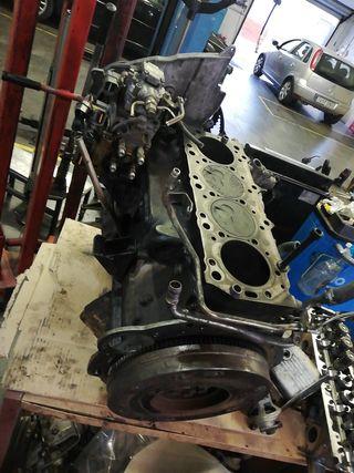 Despiece motor Mitsubishi Montero Sport
