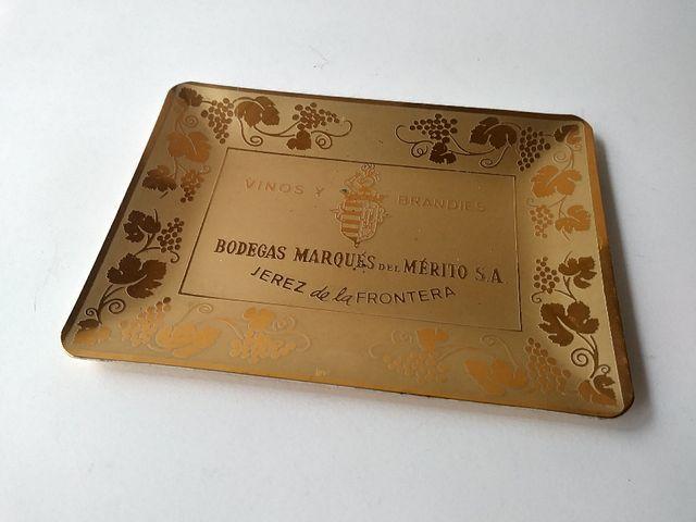 Cenicero Bodegas Marques del Merito