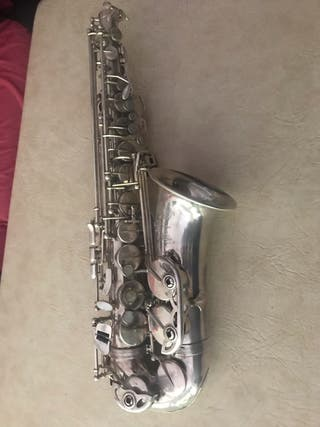 Saxofón selmer paris super action s80 ii