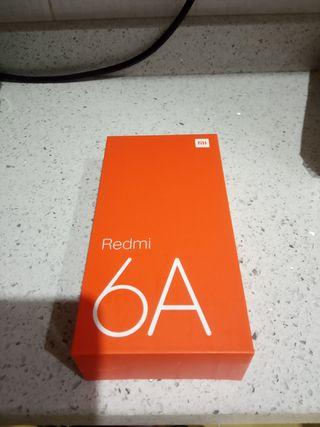 redmi 6a blue 2 GB RAM 16 GB ROM