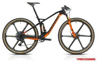 Bici mtb Megamo TRACK AXS BITURBORS 2020
