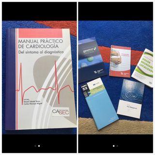 Lote libros medicina