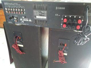 Amplificador Y BAFFLES