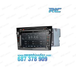 "Radio GPS LCD TÁCTIL 7"" para OPEL Astra H Corsa D"