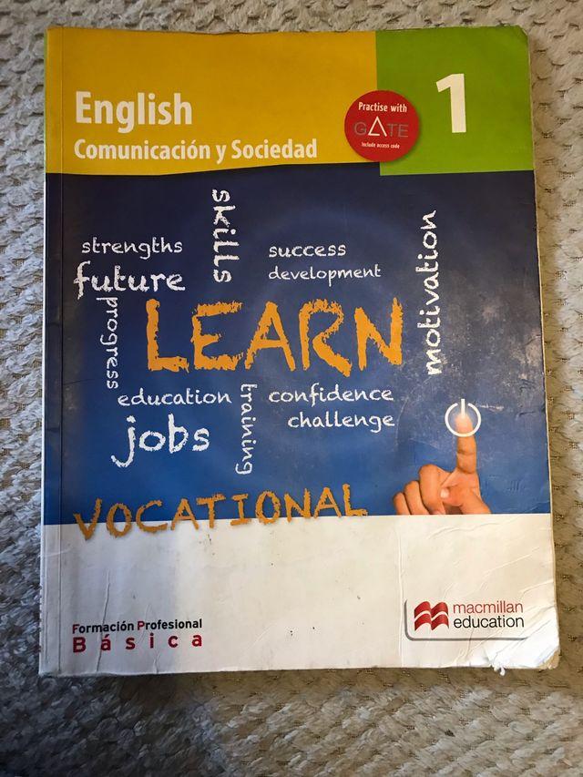Libro de ingles: Formación Profesional Basica