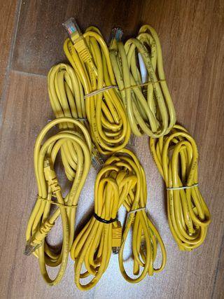 Rj45 cable de red