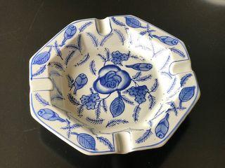Cenicero porcelana de diseño