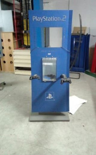 Expositor Playstation 2