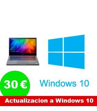 Instalo Windows 10