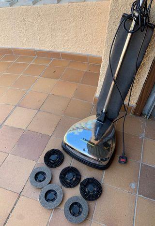 Pulidora de suelos Karcher FP222