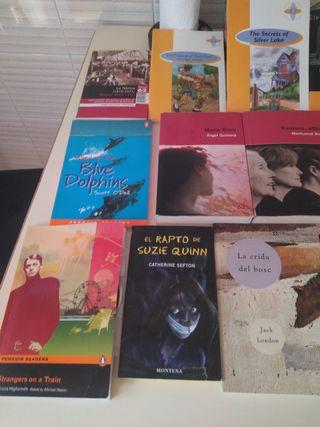 libros de lectura de la eso y bachillerato
