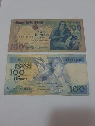 Billetes Portugal