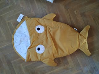 Saco amarillo para bebés BABY BITES nuevo